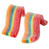 Mimi's Sweets Mystic Rainbow Belts (4 Colors) A match made in heaven - a perfect combination of licorice and fizzy belt!