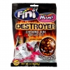 Mimi's Sweets Destroyer Gum Indiv. Wrap Epic gum filled with liquid lava!