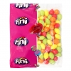 Mimi's Sweets Assorted Fruit Bubble Gum Delicious gum in a variety of fruity flavors!