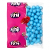 Mimi's Sweets Blue Bubble Gum Balls Delicious gum balls in awesome blue - grab a handful!