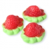 Mimi's Sweets Filled Strawberry Strawberry gummies with awesomely sweet filling!