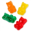 Mimi's Sweets Clear Medium Assorted Bears A classic favorite in many juicy flavors!