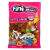 Mimi's Sweets Clear Worms Soft and chewy clear gummy worms in assorted flavors.